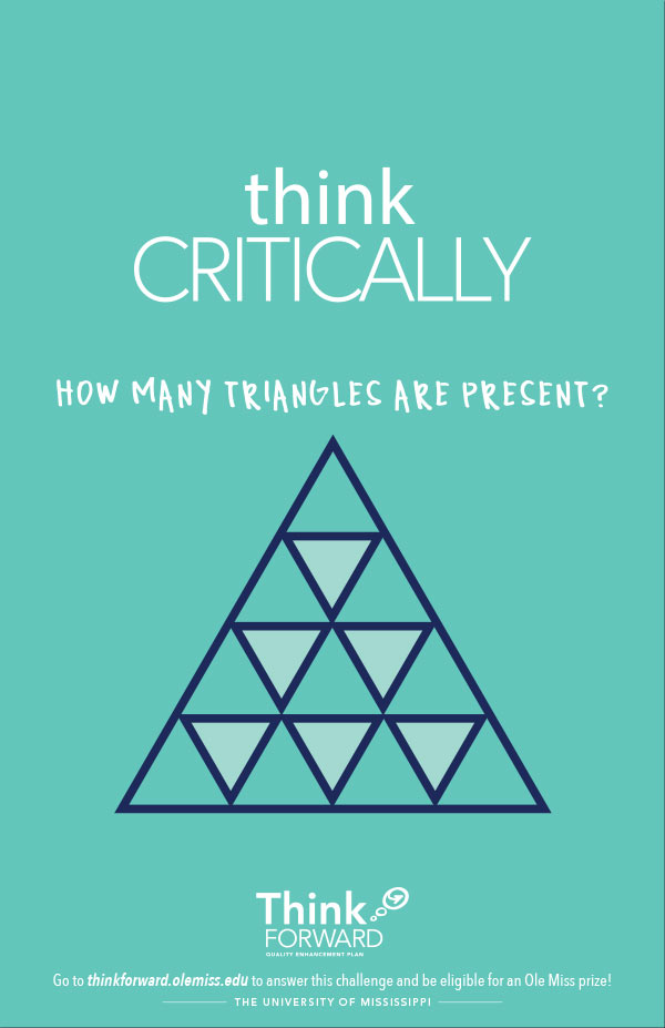 How many triangles are present?